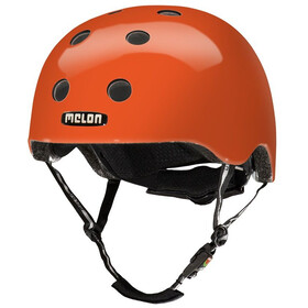 Melon Urban Active Rainbow Fahrradhelm Orange